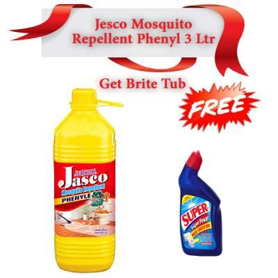 Jesco Mosquito Repellent Phenyl 3ltr